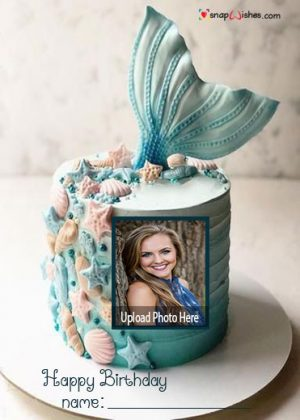 3d-mermaid-birthday-cake-with-name-and-photo