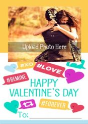 Be-Mine-Valentine-Name-Photo-Card