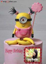 Cute-Minion-Snap-Wish-Cake