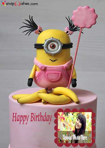 Cute-Minion-Snap-Wish-Cake