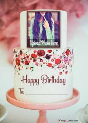 Fresh-Flowers-Birthday-Snap-Cake-with-Name