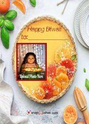 Happy-Diwali-Cake-with-Photo-Frame-Online