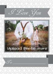 Unique-Love-Name-Photo-Card