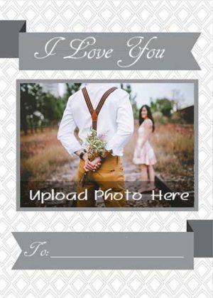 Unique-Love-Name-Photo-Card