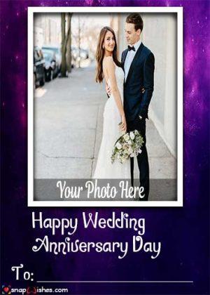 Wedding-Anniversary-Photo-Card-Maker-Online-Free