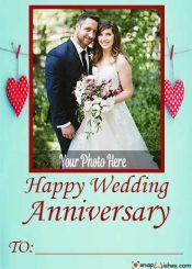 Wedding-Anniversary-Wish-with-Photo