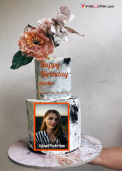 birthday-wishes-with-photo-editing-on-cake