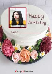 cute-birthday-cake-with-name-and-photo