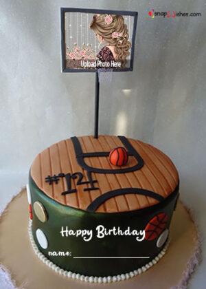 diy-basketball-birthday-photo-cake-with-name-editor