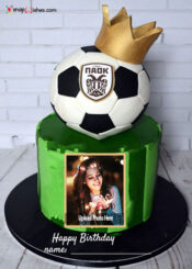 football-cake-images-with-name-and-photo-editor
