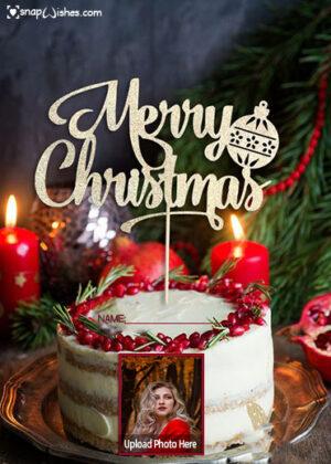 free-online-photo-editing-christmas-cake