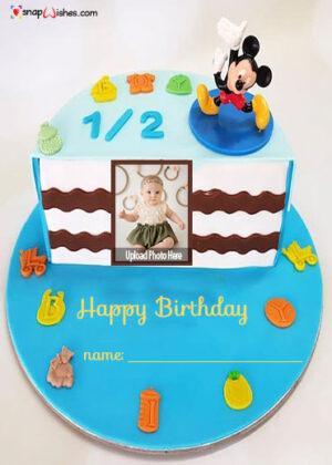 half-birthday-wish-photo-cake-online-free