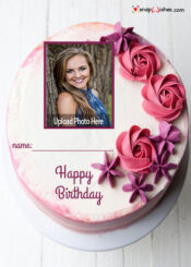 happy-birthday-flower-cake-with-name-and-photo-edit