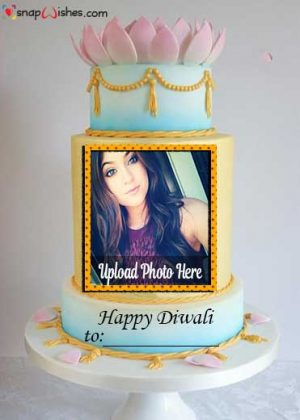 happy-diwali-cake-with-photo-frame