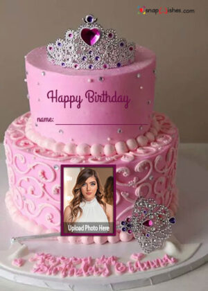 princess-birthday-cake-with-name-and-photo-edit