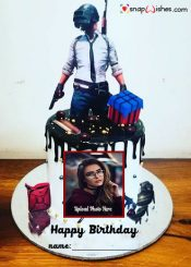 pubg-birthday-cake-with-name-and-photo